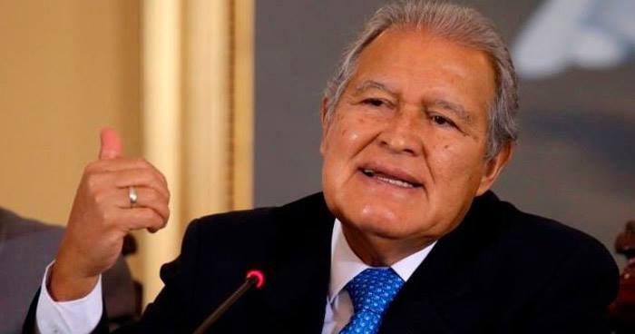 Corte exonera al expresidente Sánchez Cerén de enriquecimiento ilícito