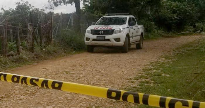 Asesinan a un hombre mientras trabajaba en Chilanga, Morazán
