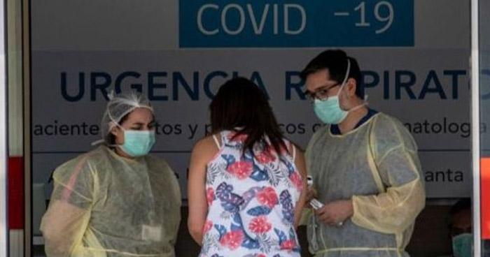 Covid-19: Chile registró 5.596 nuevos casos, 154.092 en total