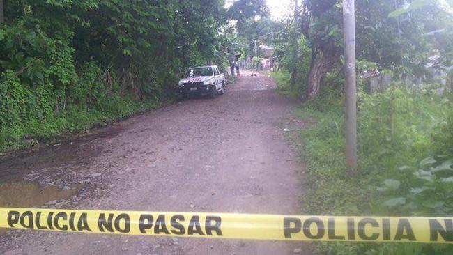 Encuentran cadáver con manos atadas en Chirilagua, San Miguel