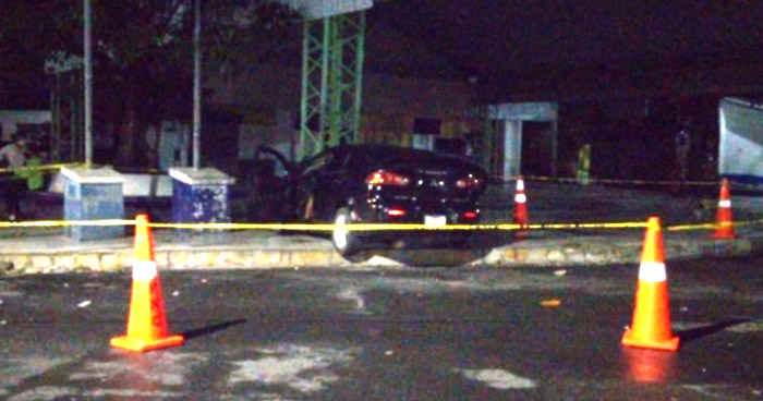 Un fallecido y 4 lesionados tras fuerte choque en Ciudad Delgado