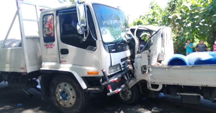 Un fallecido y un niño lesionado tras aparatoso choque en El Paisnal