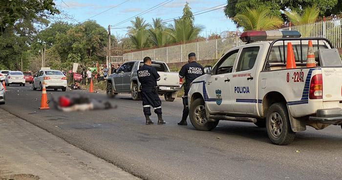 Un motociclista fallecido y otro lesionado tras accidente en San Miguel