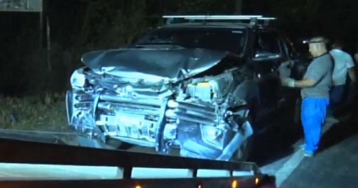 Choques en carreteras dejan varios lesionados en San Salvador y San Miguel