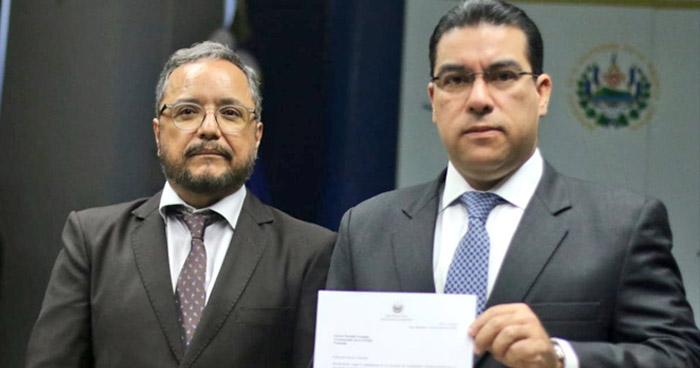 Entregan primeros casos de corrupción para asistencia técnica de la CICIES