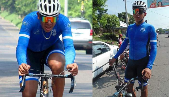 Seleccionado nacional de ciclismo asesinado en San Salvador