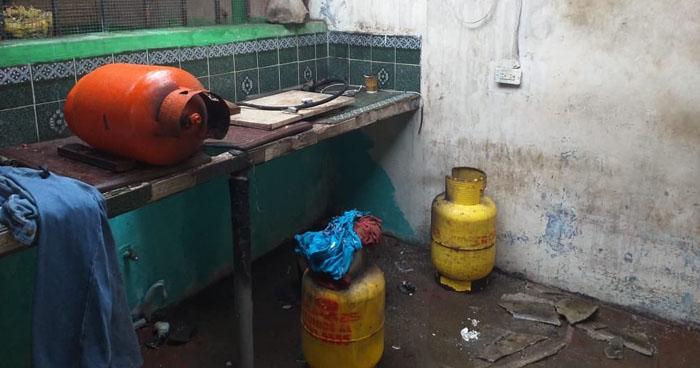 Tres personas lesionadas tras explosión de gas en colonia Altavista
