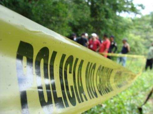 Asesinan a hombre en carretera a Los Planes de Renderos