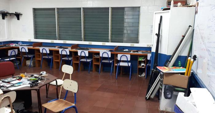 Ministerio de Educación suspende clases a Nivel Nacional