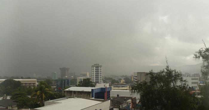 Se esperan lluvias tipo temporal con énfasis en la zona centro y occidente del país