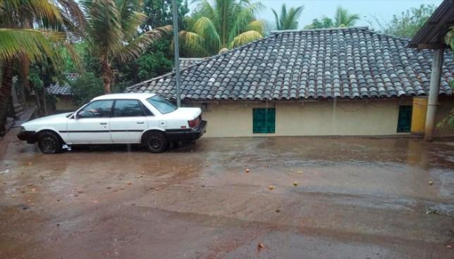 Posibilidad de lluvias para este tarde de domingo, con énfasis en la zona central y occidental del país