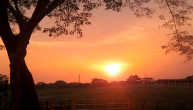 Vaguada favorecerá sobre el territorio tormentas y chubascos aislados para la tarde y noche