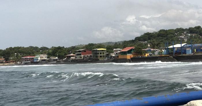 Flujo del Este del Caribe continuará desplazando masas de aire cálidas y con bajo contenido de humedad