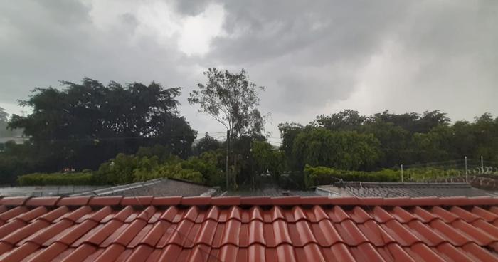 Probabilidad de lluvias con énfasis en la zona central y occidental del país