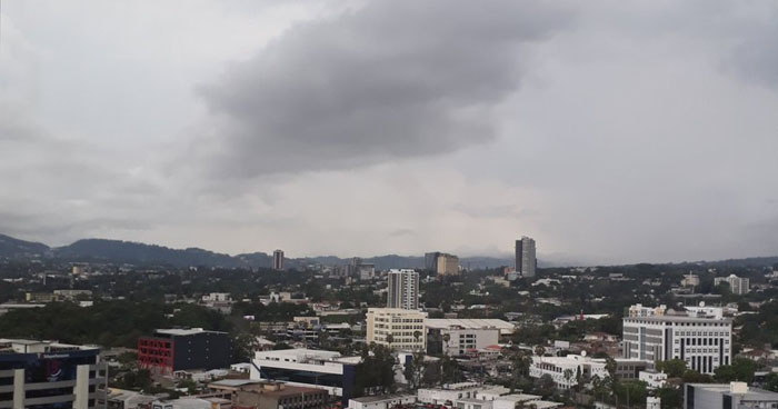 Continúa probabilidad de lluvias con énfasis para el oriente y franja central del territorio