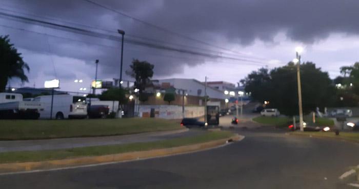 Acercamiento de Onda Tropical a Centroamérica aumenta probabilidad de lluvia para este domingo