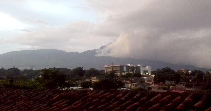 Onda Tropical favorecerá formación de nubosidad, lluvias y tormentas