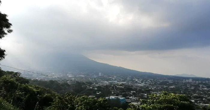 Probabilidad de lluvias leves para finales de la tarde y noche