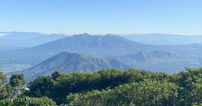 Continúan vientos principalmente en zonas altas y montañosas del país