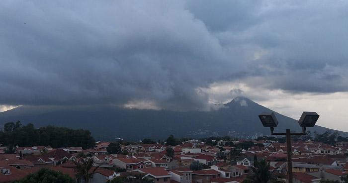 Paso de una Onda Tropical favorecerá lluvias moderadas sobre el territorio