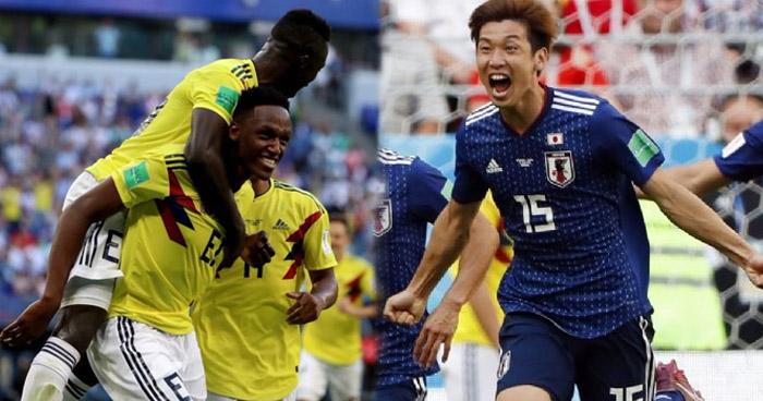 Colombia y Japón son los clasificados a Octavos de Final por el Grupo H