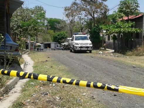 Esposos son asesinados por pandilleros en Comasagua