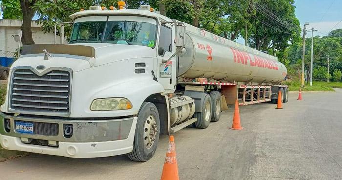 Detenidos por comercializar combustible de forma ilegal
