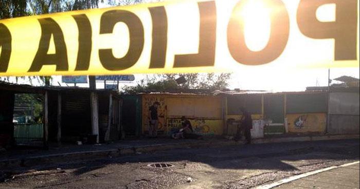 Realizan operativo tras tiroteo registrado en comunidad 22 de Abril de Soyapango