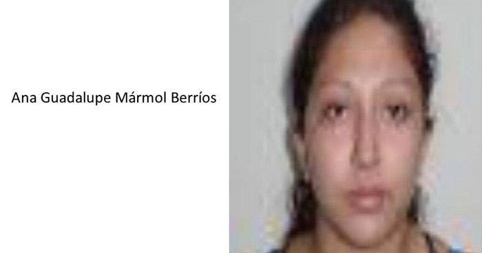 Condenan a mujer por asesinar a familiar de un miembro de la PNC