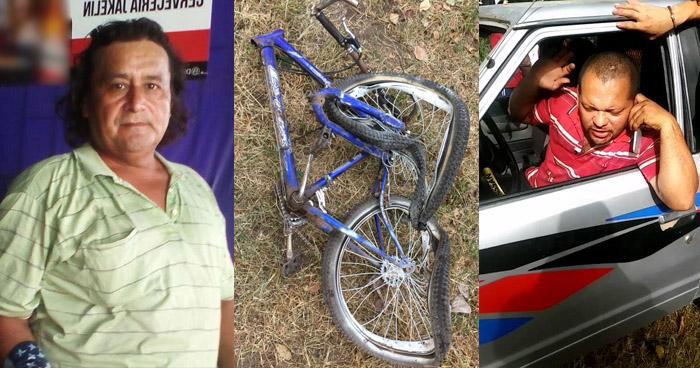 Conductor ebrio que atropelló y mató a un ciclista en carretera de San Miguel no fue detenido