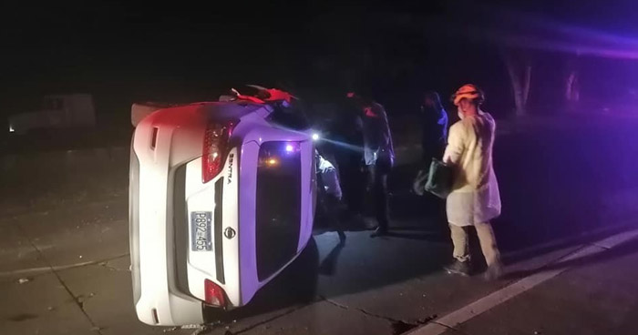 Muere conductor de Uber tras asalto a mano armada en carretera a Quezaltepeque