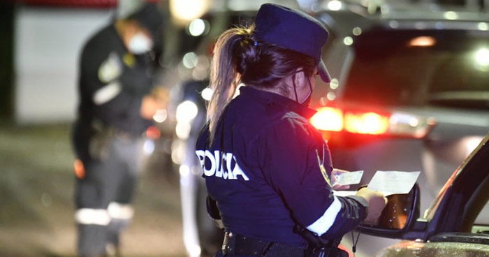 Detectan más de 200 grados de alcohol a conductores en controles vehiculares