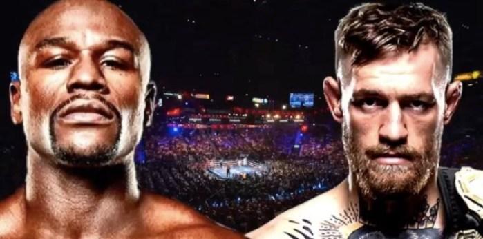 Se confirma la pelea del año entre Mayweather Jr. y McGregor