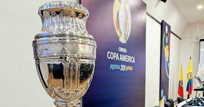 Brasil es la nueva sede de la Copa América 2021
