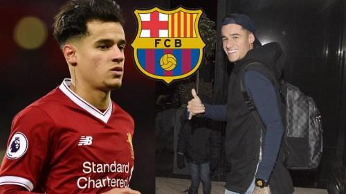 Coutinho al Barcelona