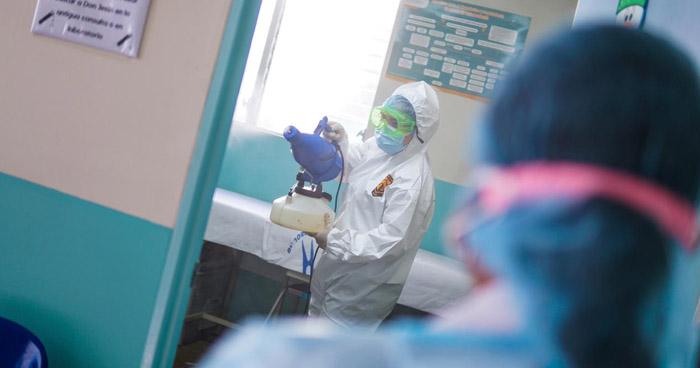 265 nuevos contagios y 7 fallecidos por COVID-19 registrados el martes en El Salvador