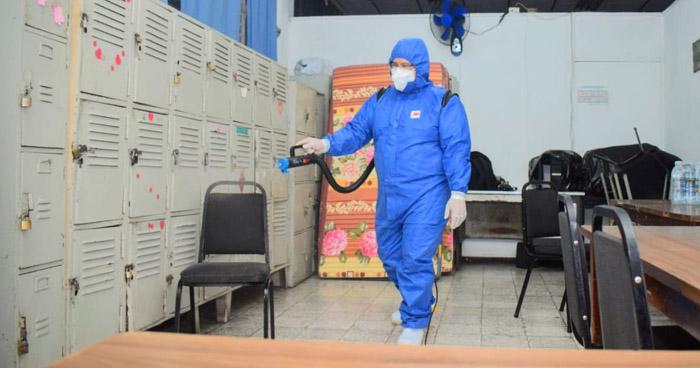 Salud confirma 6 muertes por COVID-19 en las últimas 24 horas en El Salvador