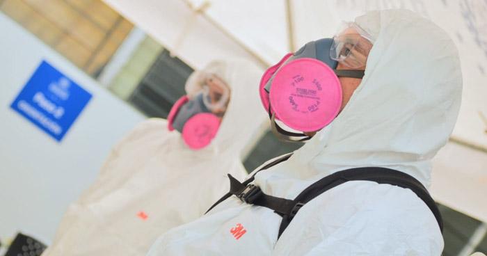 138 nuevos contagios y 6 fallecidos por COVID-19 registrados el martes