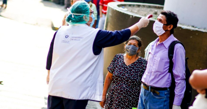 75 nuevos casos de COVID-19 en El Salvador, ya son 1,112 en total