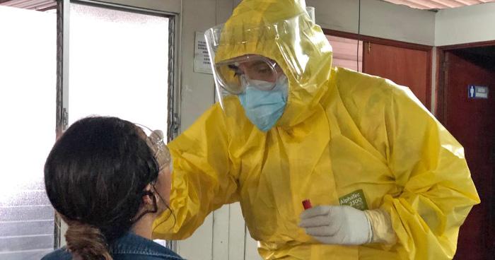 301 nuevos casos de COVID-19 en El Salvador, ya son 11.508 en total