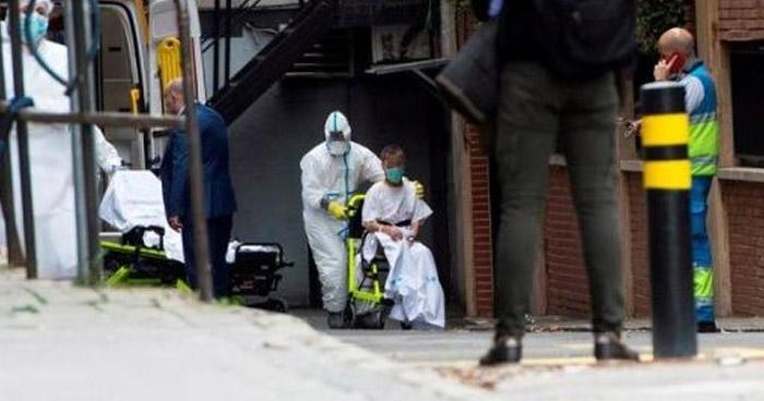 Número de fallecidos en España por COVID-19 baja por tercer día consecutivo
