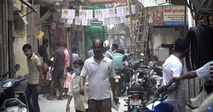 India registra más de 7 millones de contagios confirmados de COVID-19