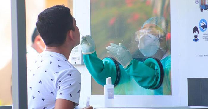 103 nuevos casos de COVID-19 detectados tras las pruebas de este Martes en El Salvador