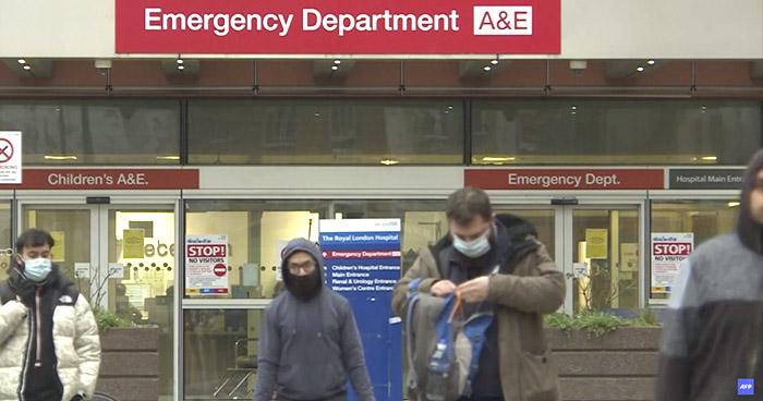 Reino Unido registra nuevo récord diario de muertes por COVID-19