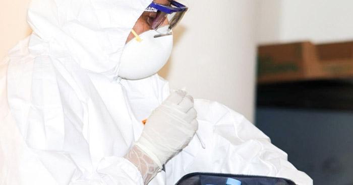 Nueve fallecidos por COVID-19 en El Salvador se registraron este Miércoles