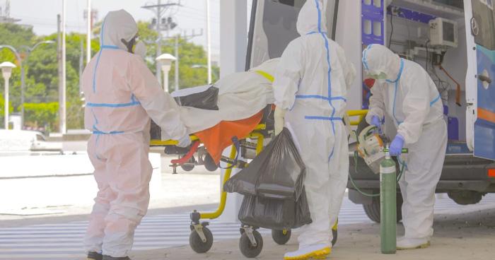 Cinco personas murieron en las ultimas 24 horas por COVID-19 en El Salvador