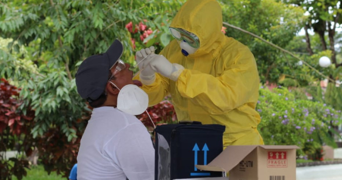 105 nuevos casos de COVID-19 detectados tras las pruebas de este Miércoles en El Salvador