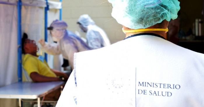 67 nuevos casos de COVID-19 en El Salvador, ya son 2109 en total