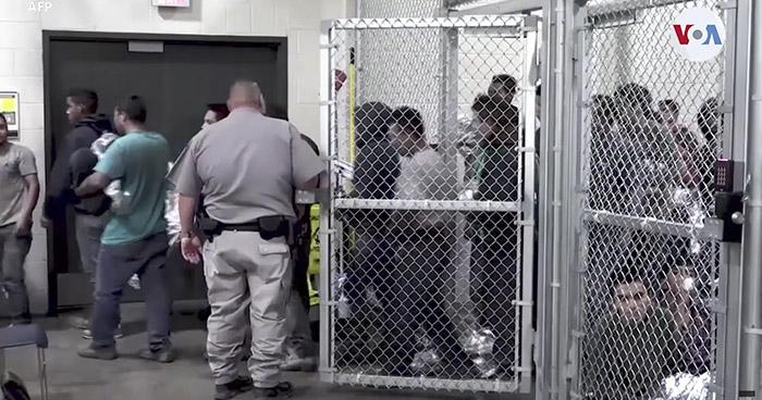 Alerta en frontera sur de Texas por propagación de COVID-19 en Centros de Migrantes