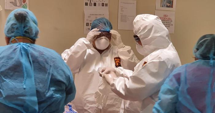 42 nuevos casos de COVID-19 en El Salvador, 784 en total